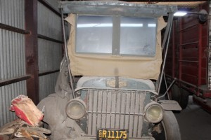 1927 Autocar 4 cylinder truck. Stake / box bed.  Original farm truck, same location since new. Coming soon!