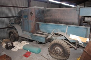 1943 International MIlitary 4X4 truck - in the same farm and barn since war surplused in 1945! CLICK THE PHOTO FOR MORE DETAILS. $5,800