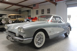 1960 Corvette - long term California ownership, just out of second owner's garage! 327 with 4 speed. CLICK HERE FOR MORE DETAILS . $44,995