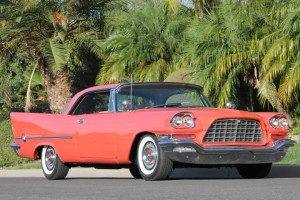 1957 Chrysler 300C. Rotisserie Restored, 392 Hemi Engine, Highest quality throughout! Absolutely spectacular! CLICK THE PHOTO FOR MORE DETAIL AND A VIDEO. $75,000