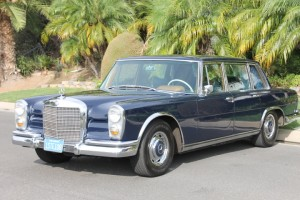 1967 Mercedes-Benz 600 Limousine - 2 California owners since new, documents books and maintenance receipts. CLICK THE PHOTO FOR MORE DETAILS AND A VIDEO. $139,500
