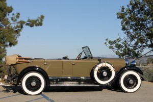 1928 Lincoln Sport Touring body by Locke. AACA first and senior, Excellent condition, drives beautifully. CLICK THE PHOTO FOR DETAILS AND A VIDEO. $69,500