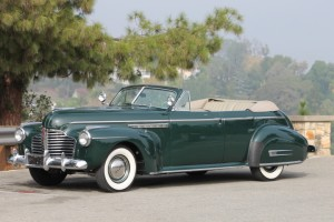 1941 Buick Roadmaster Phaeton - one of only 326 built! Factory Dual carburetion, 320 ci straight 8, totally frame off restored with receipts! CLICK THE PHOTO FOR MORE DETAILS. $79,500