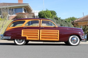 1948 Packard Station Sedan - Excellent condition, Trophy winner, Original wood! a Lovely car with straight 8 engine and factory overdrive! $59,500 CLICK THE PHOTO FOR MORE DETAILS