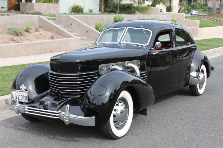 1937 Cord The Vault Classic Cars