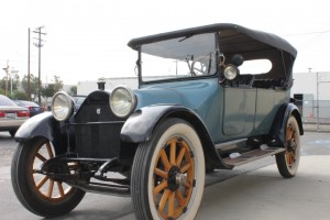 1914 Chalmers model 24 Touring - Big six cylinder 40 to 65 HP! Factory Starter-Generator! Big League HCCA brass-era car that will run with the biggest! $82,500
