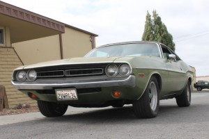 1971 Dodge Challenger - 318, California Car. SOLD