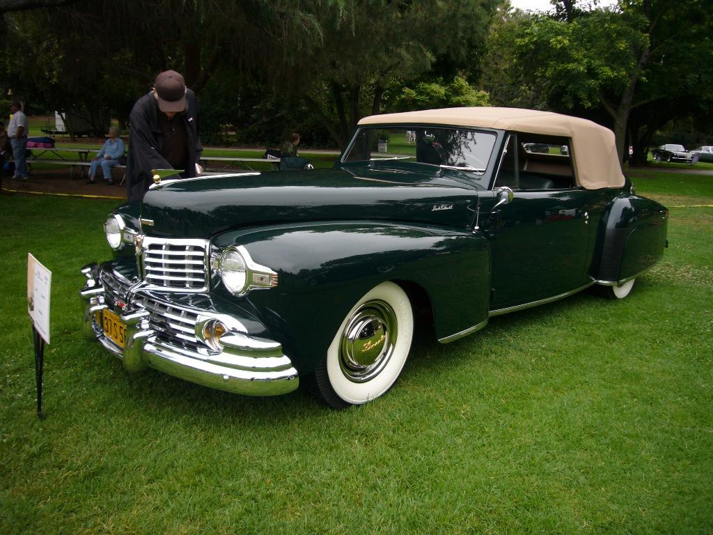 '47 Lincoln Continental