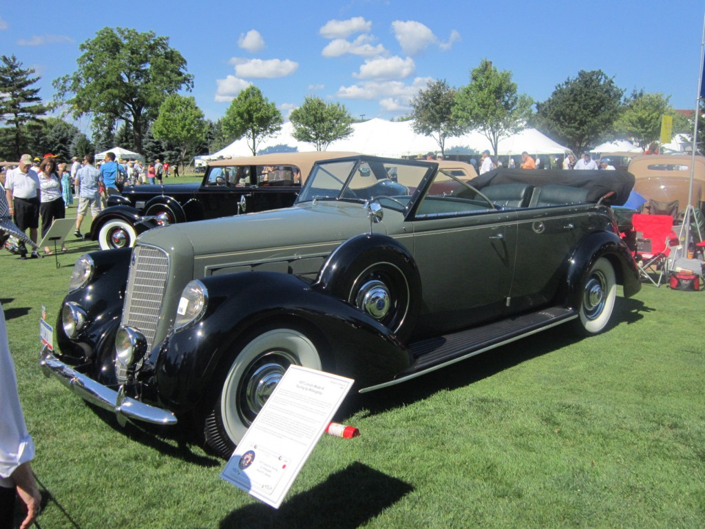 St Johns Concours And The Packard Factory The Vault