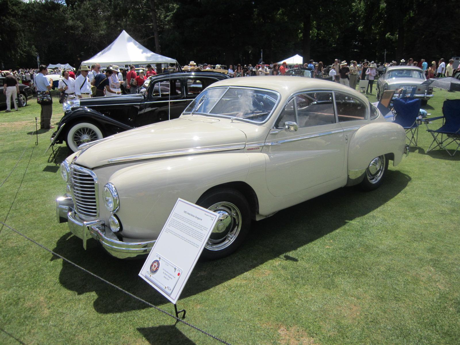 19397 Hotchkiss Coach Decouvrable For Sale Anamera