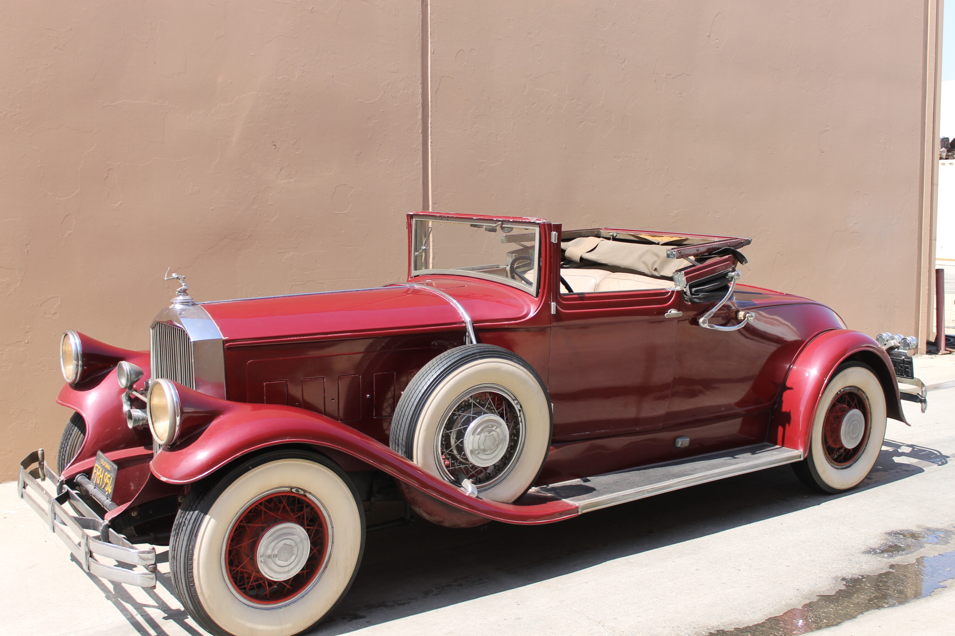 1929 Pierce-Arrow | The Vault Classic Cars