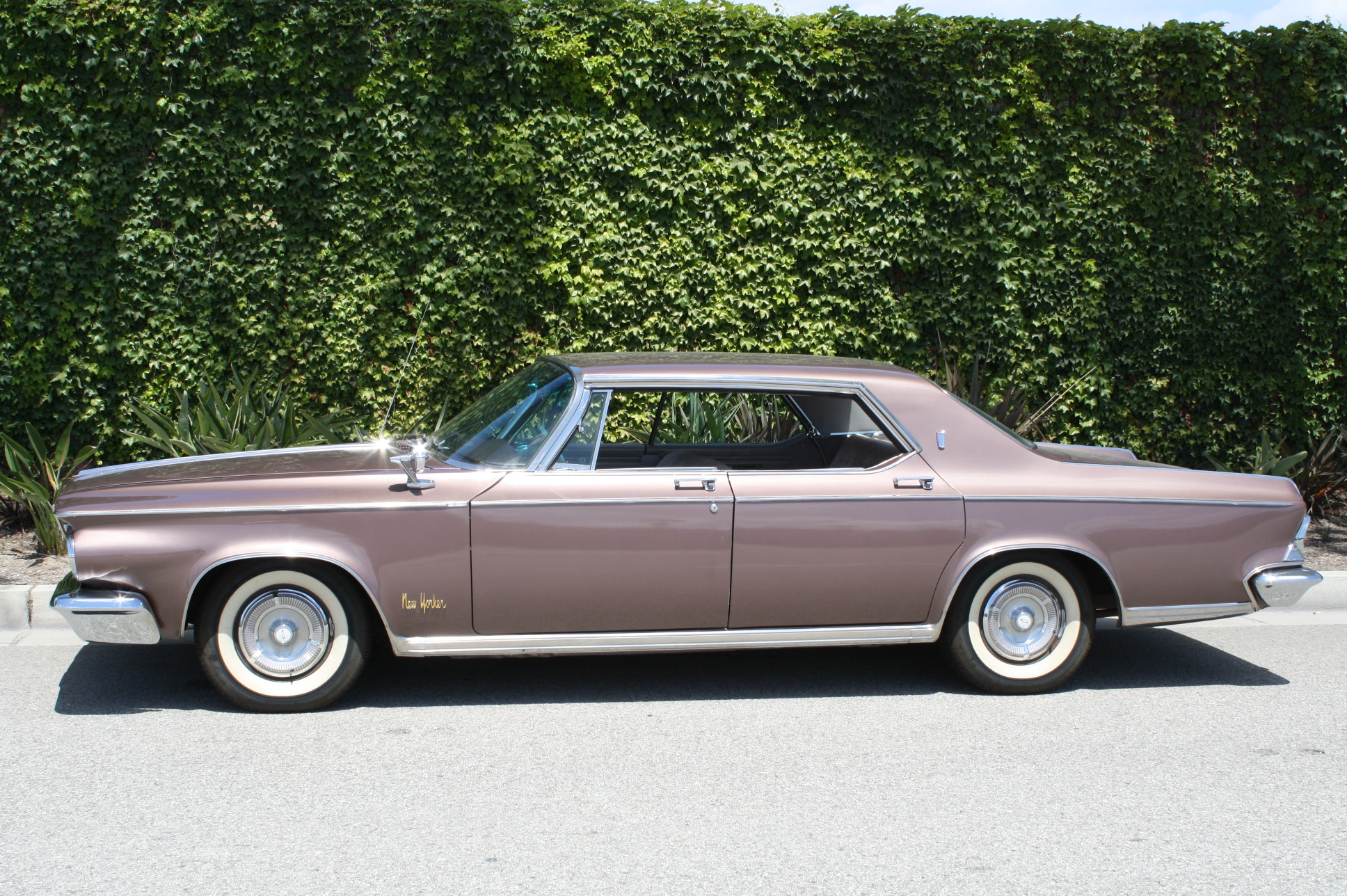 1964 Chrysler New Yorker 4 Door Hardtop The Vault