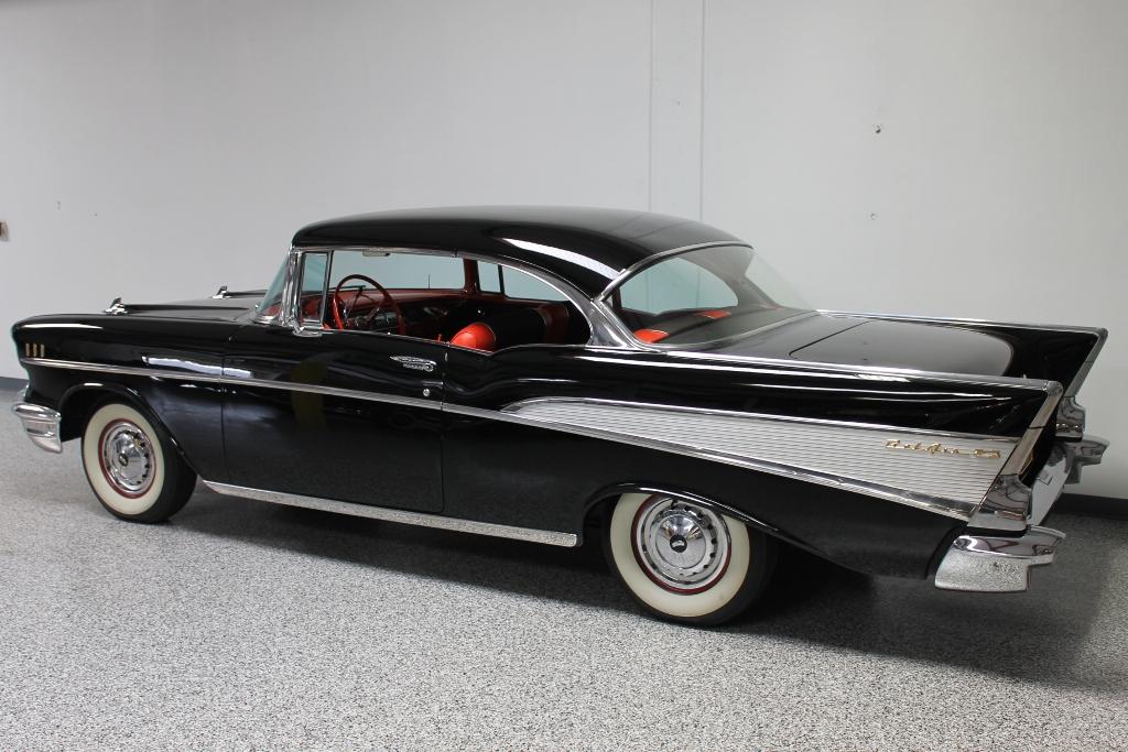 1957 CHEVROLET   The Vault Classic Cars