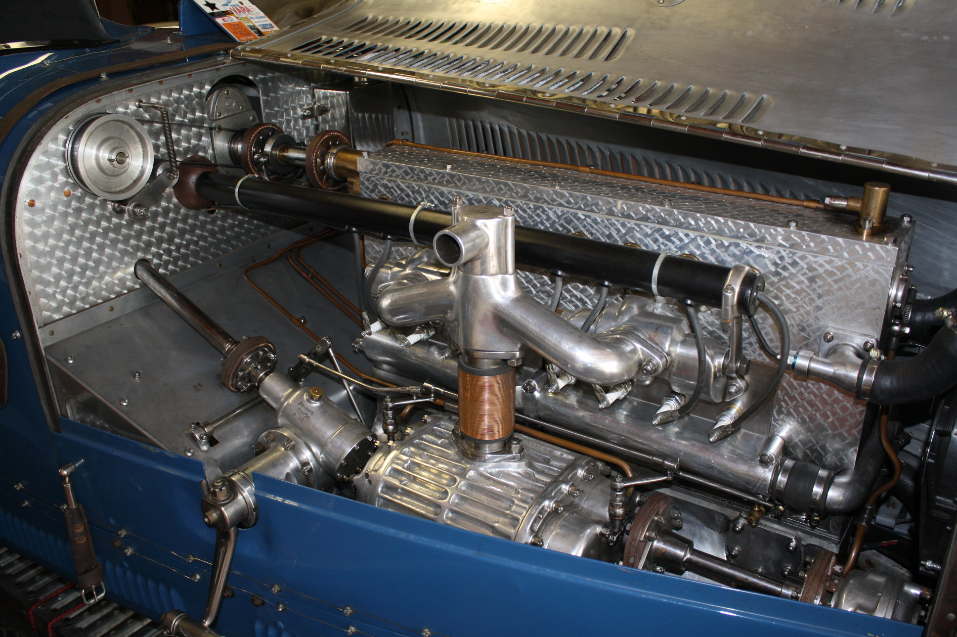 Vintage Sports And Racing Cars Pictures Archive Page 6 The W8 Engine Diagram Woodenboat Forum